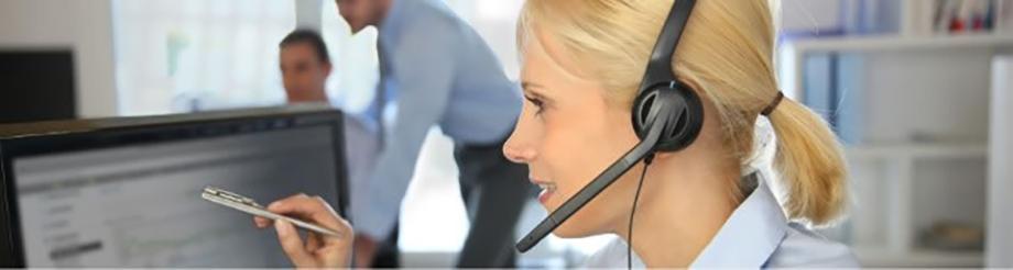 Vacature telefonische dienstverlening 920